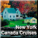 New York Canada New England Cruises